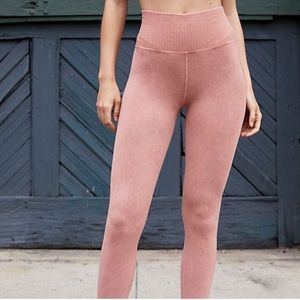 Free People High Rise 7/8 Good Karma Legging